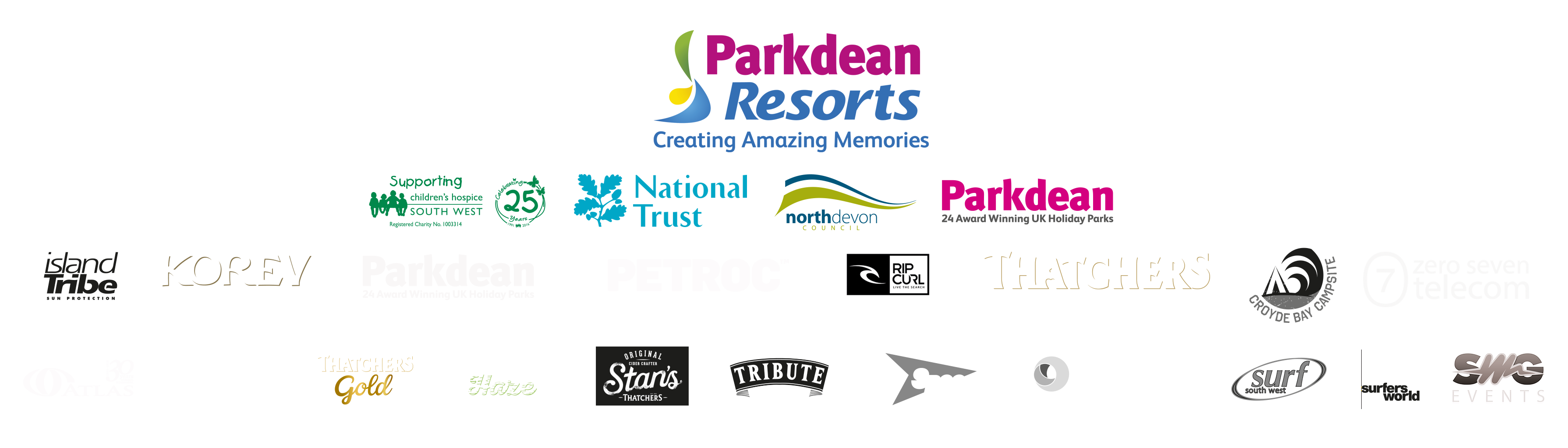 Our 2017 Sponsors